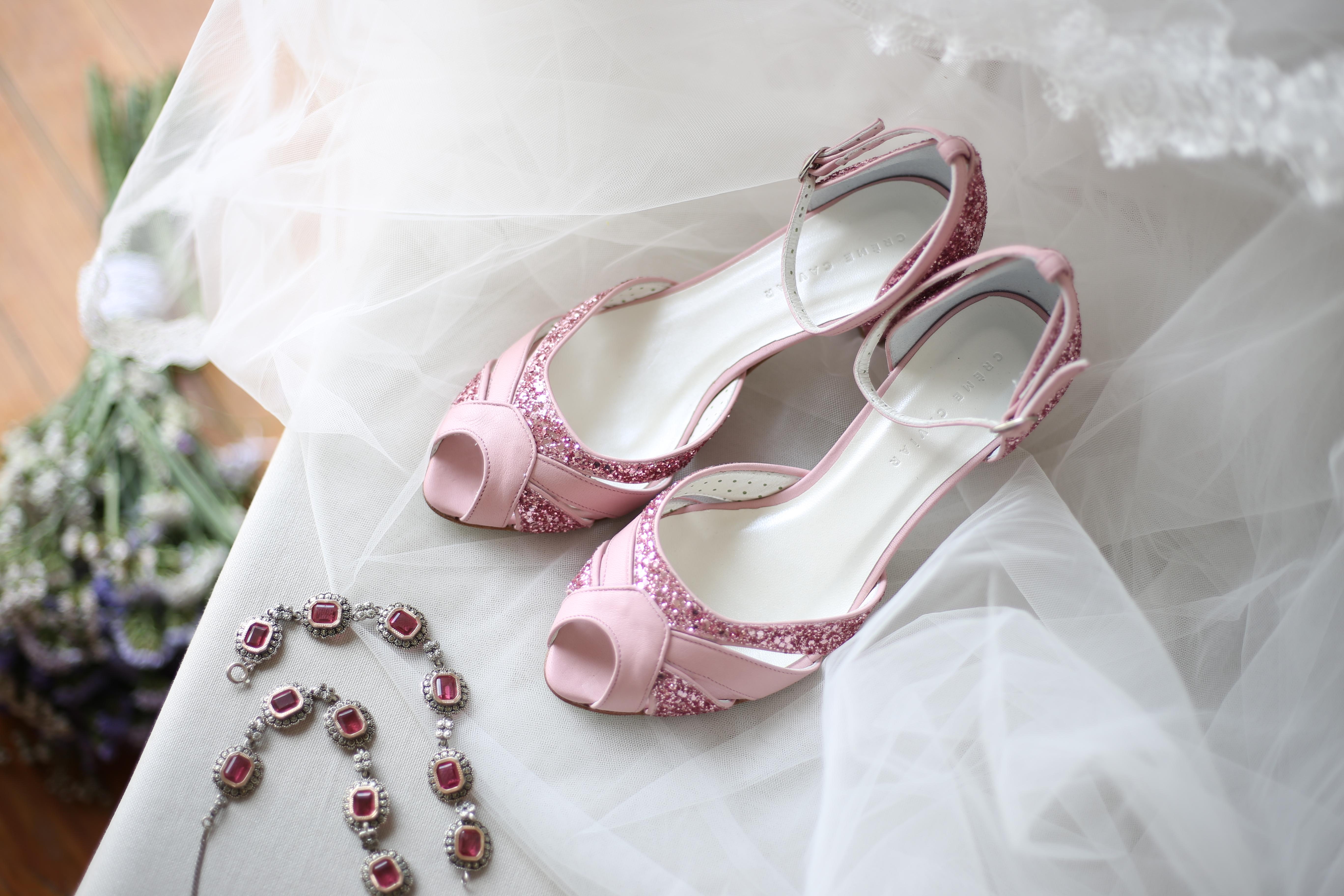 Glow 2 - Sapatos de noiva personalizados