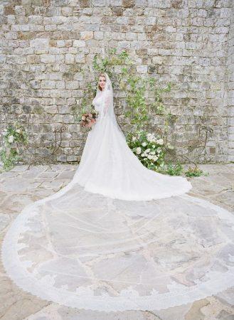 Kate Upton vestida de noiva