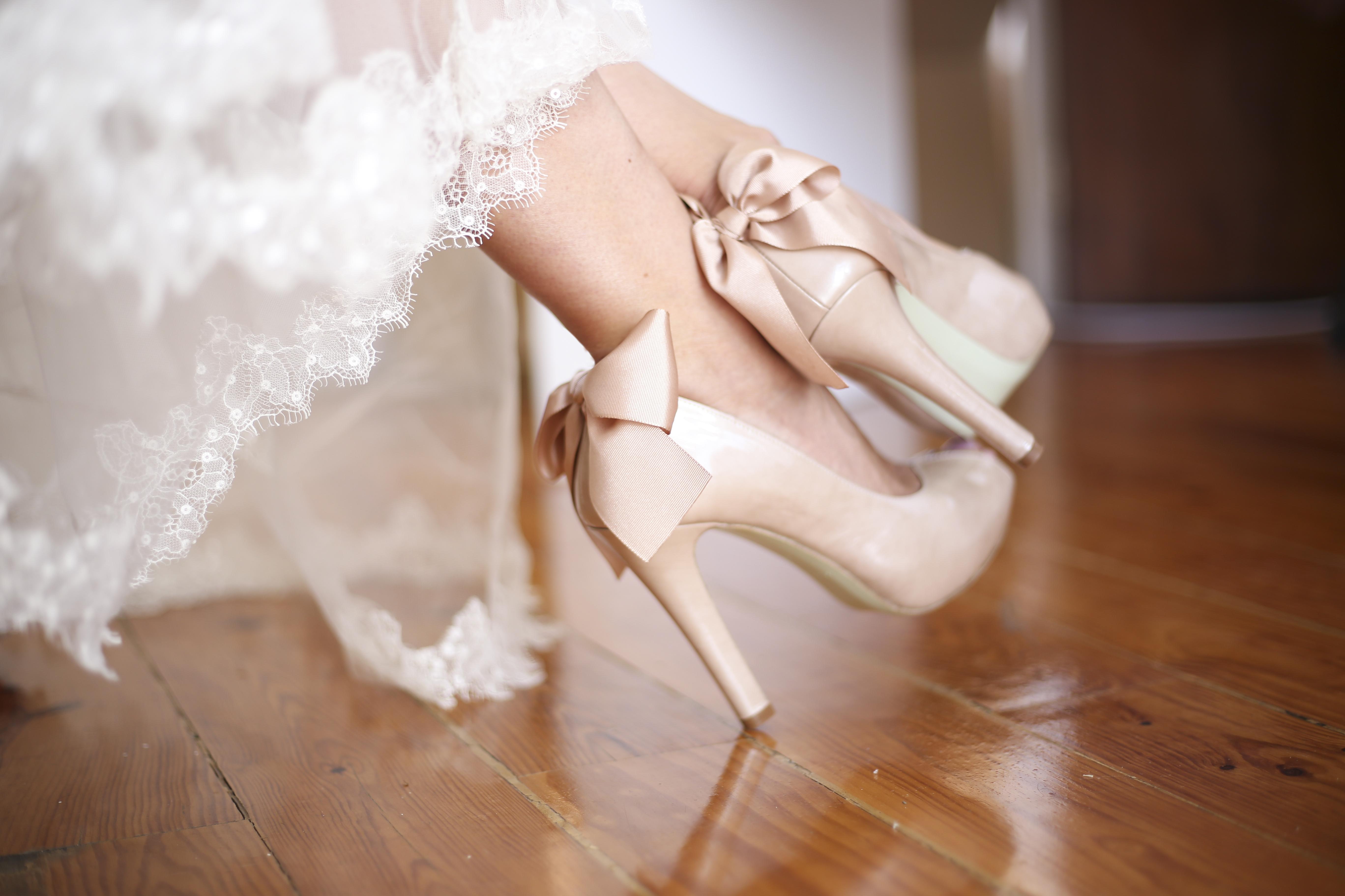 Love 1 - Sapatos de noiva personalizados