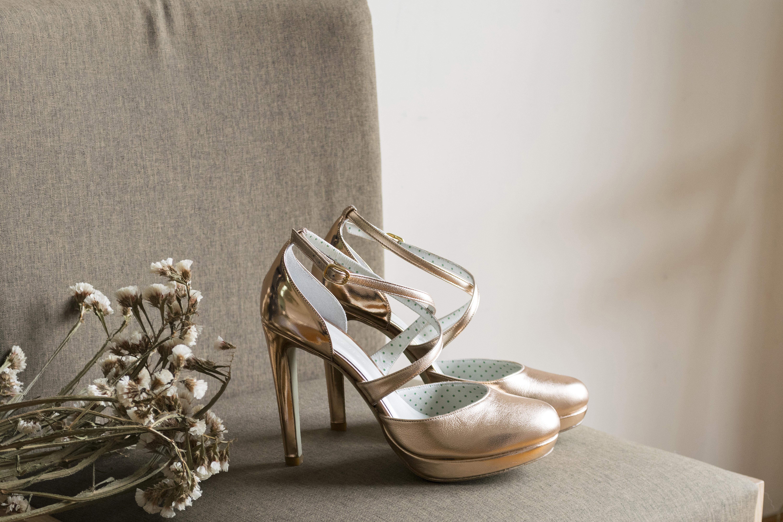 Memory 8 - Sapatos de noiva personalizados