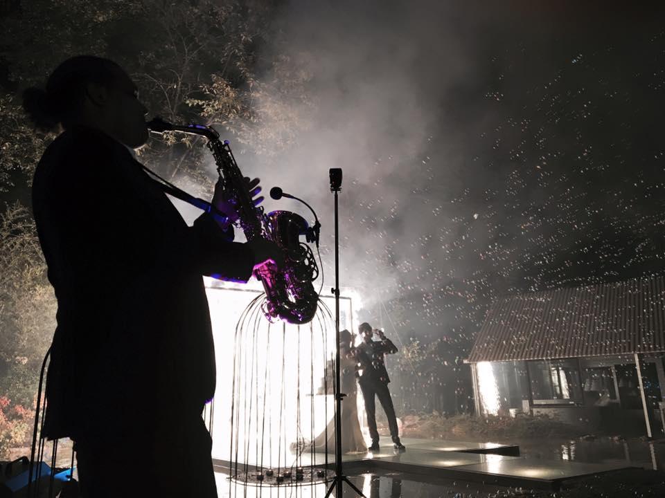 Music Beats saxofone - Music Beats