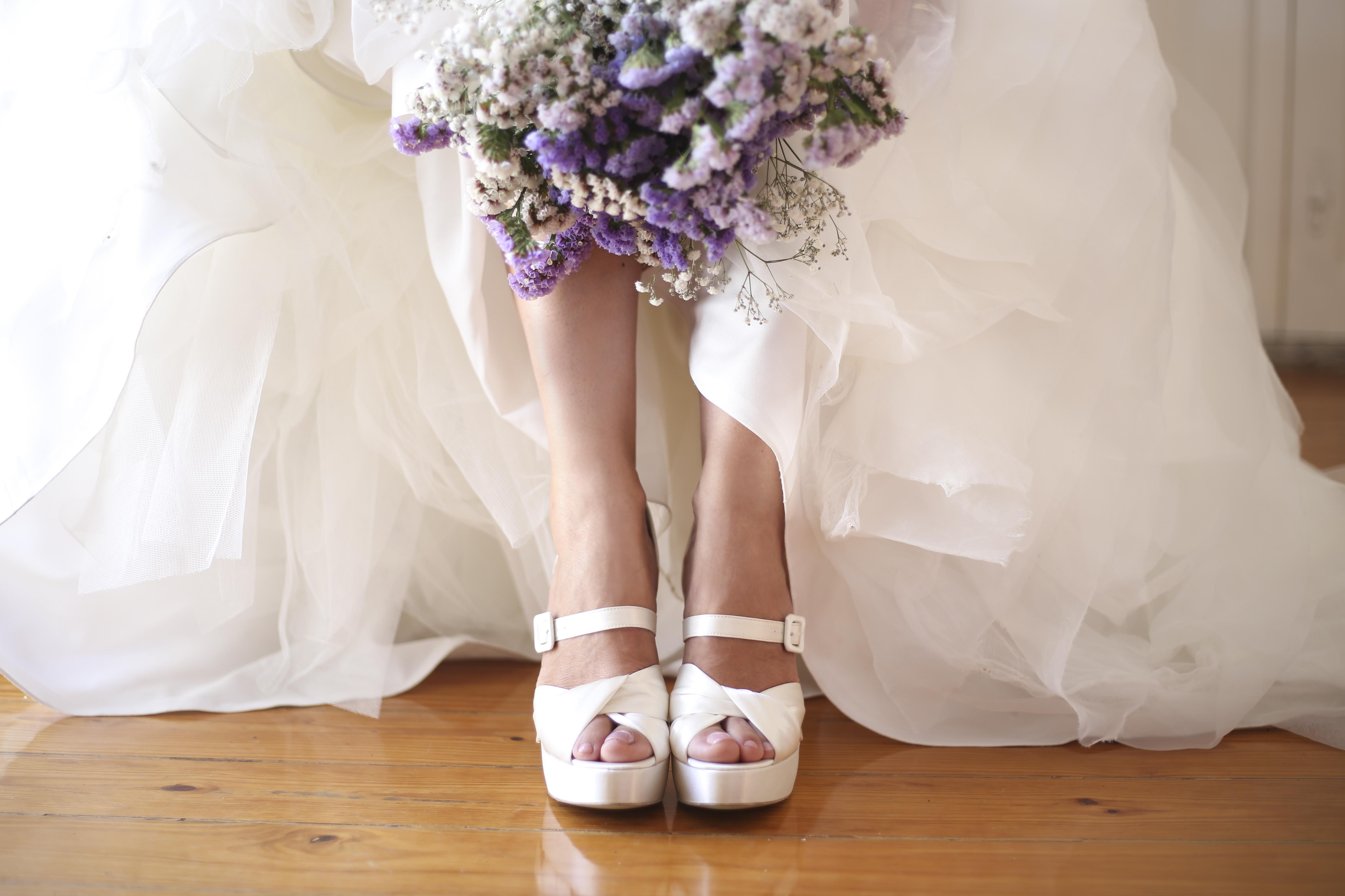Passion 1 - Sapatos de noiva personalizados