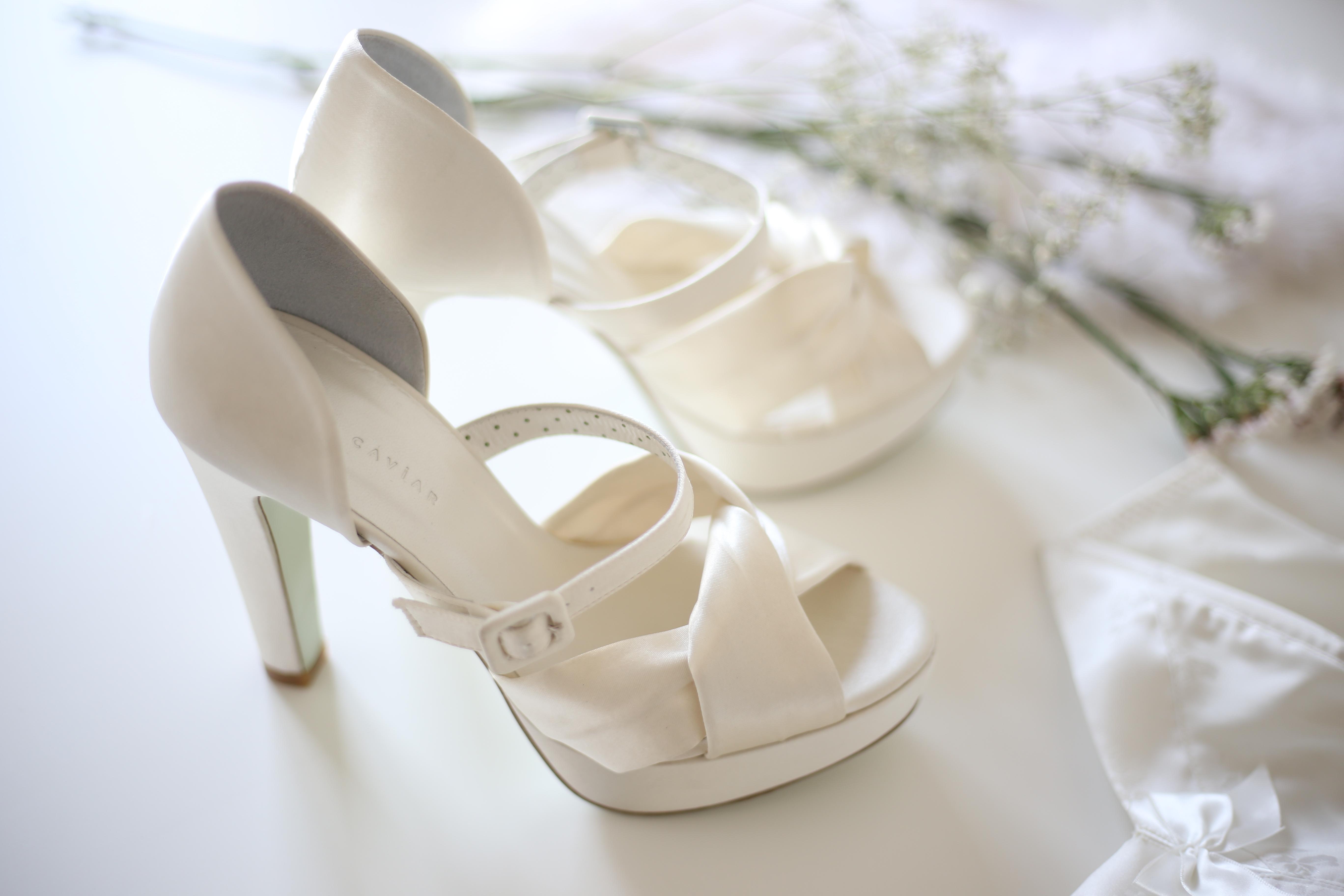 Passion 4 - Sapatos de noiva personalizados
