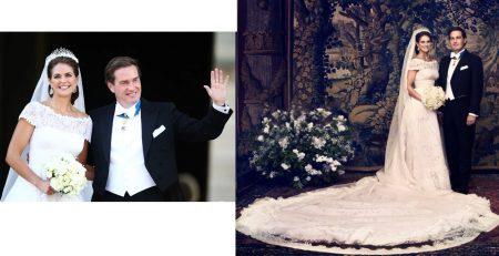 Casamento da Princesa Madeleine da Suécia e Christopher O'Neill