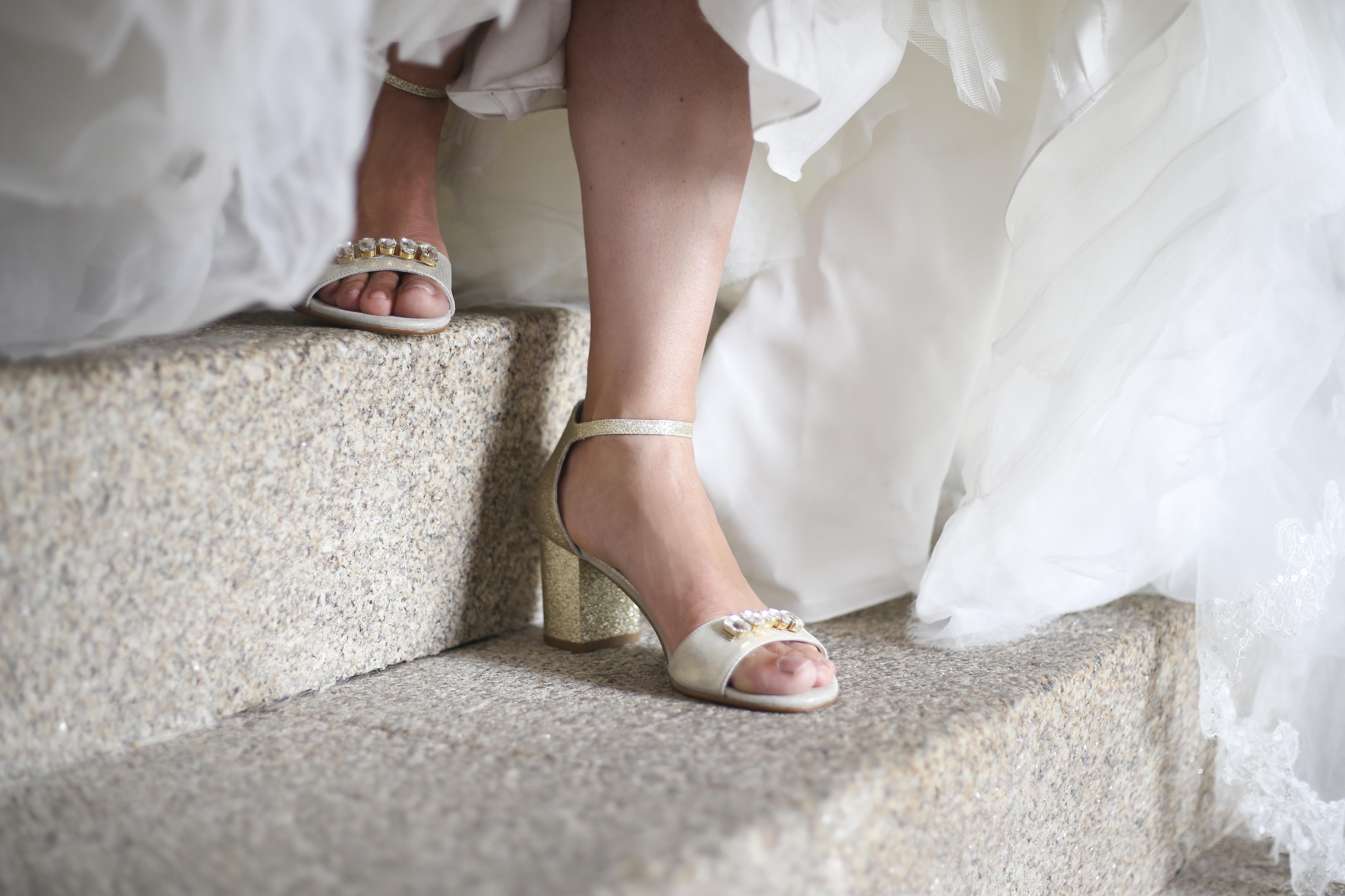Ring 2 - Sapatos de noiva personalizados