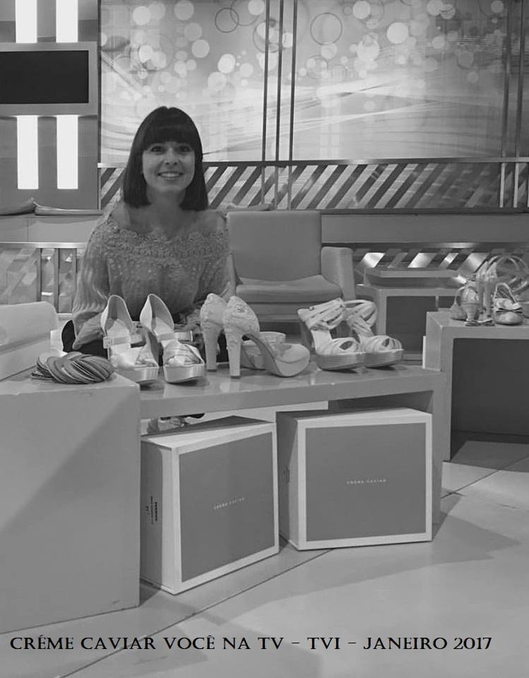 creme caviar imprensa1 - Sapatos de noiva personalizados