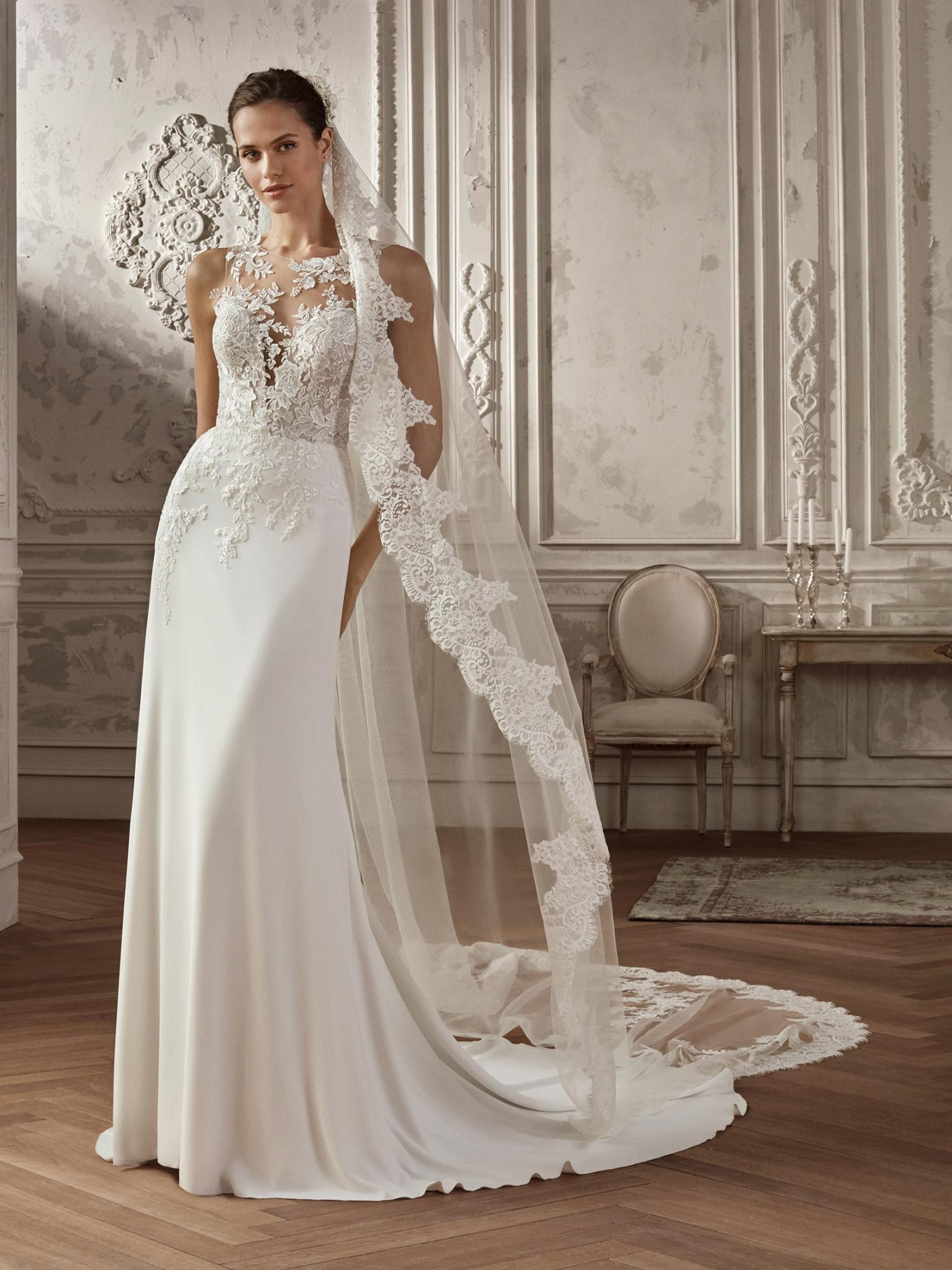 St Patrick AERYN B - Vestidos de Noiva 2019 - Bridal Collection 2019