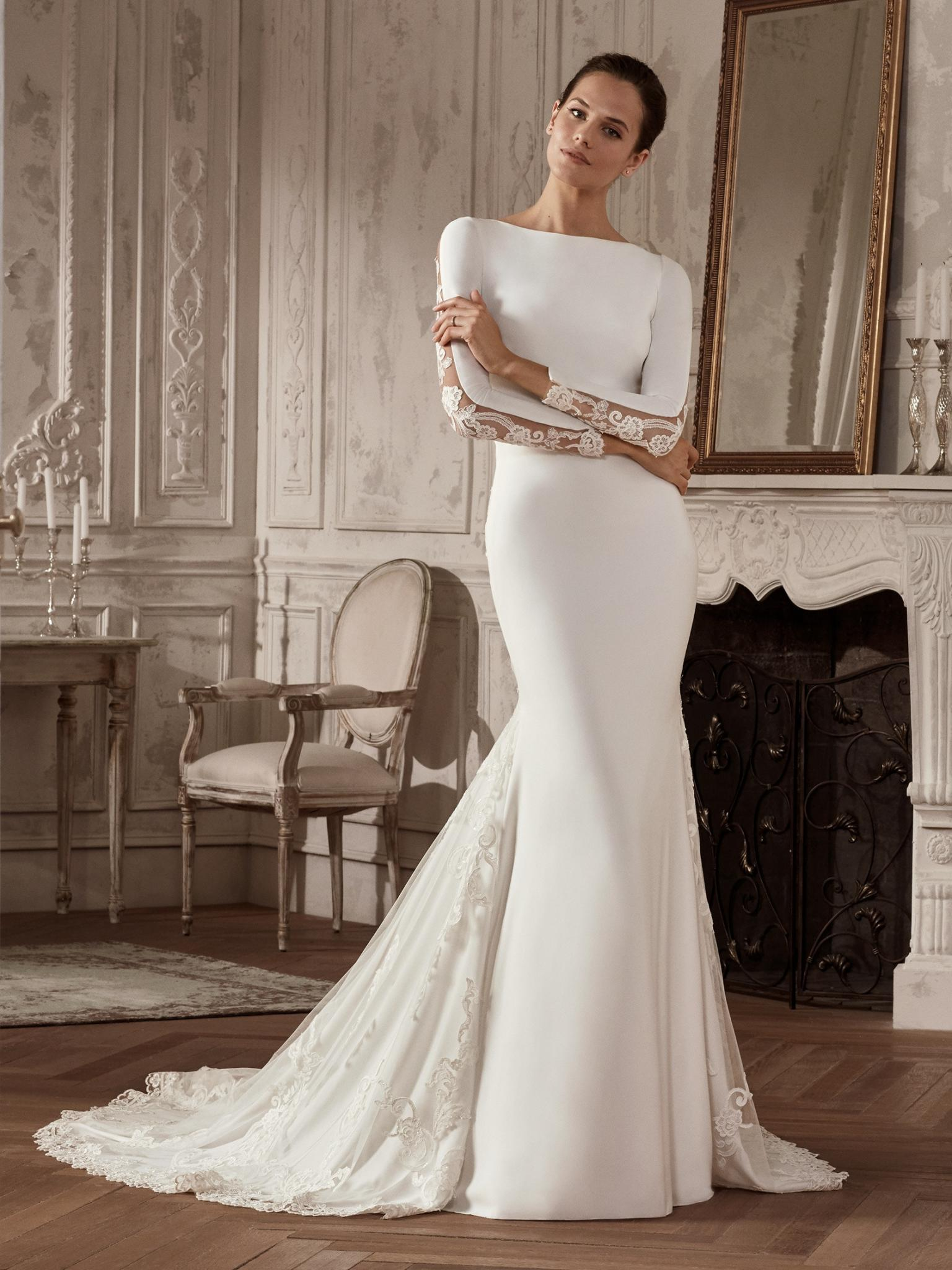 St Patrick abaco b - Vestidos de Noiva 2019 - Bridal Collection 2019