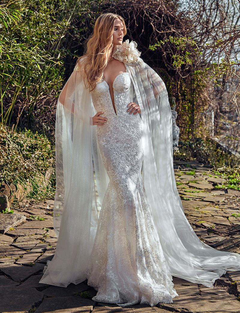 CAPA Galia Lahav - Tendências para vestidos de noiva em 2019