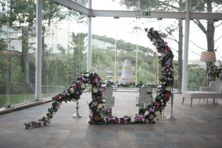 Quinta do Roseiral - Bolo e Decoração