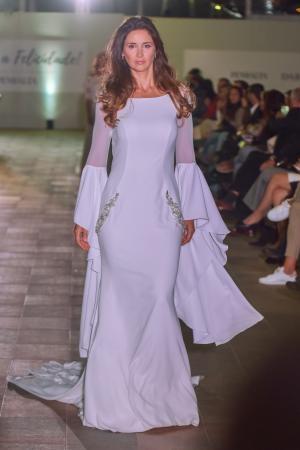 Carla Matadinho em modelo Penhalta da Coleção 2019