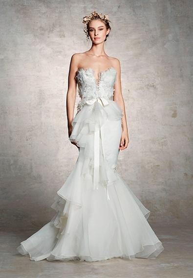 LAÇOS Marchesa - Tendências para vestidos de noiva em 2019