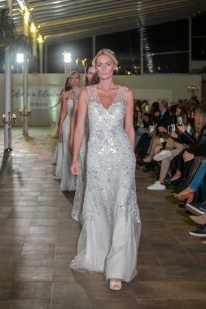 Fiona Brunnett em modelo Penhalta da Coleção 2019