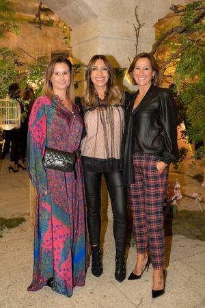 Carla Pinto, Cláudia Jacques e Isabel Veloso  - Foto Christian Seabra