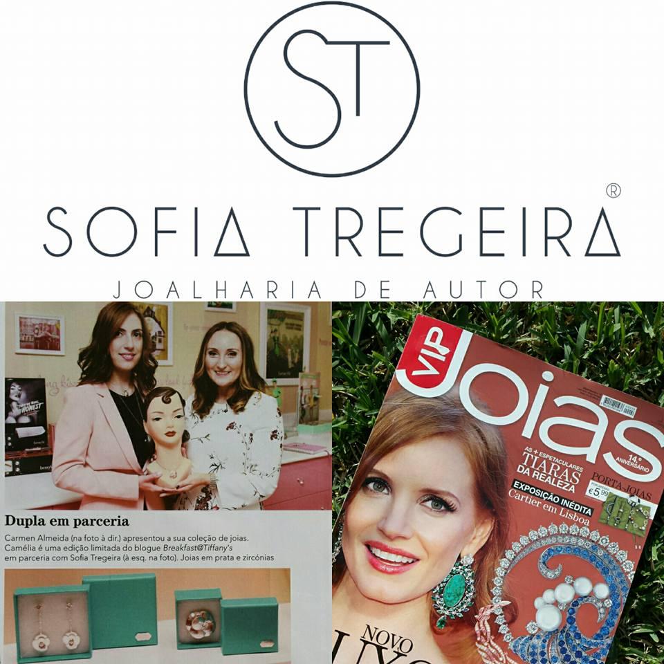 Sofia Tregeira VIP Jóias Edição Especial n 26 - Sofia Tregeira - Joalharia de Autor