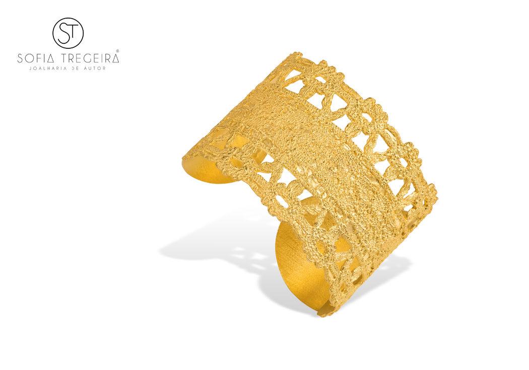 bracelete - Sofia Tregeira - Joalharia de Autor