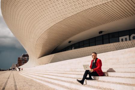 Foto by Lucho Vargas Fotografia rui 450x300 - Entrevista com o Wedding Tailor & Planner Rui Mota Pinto