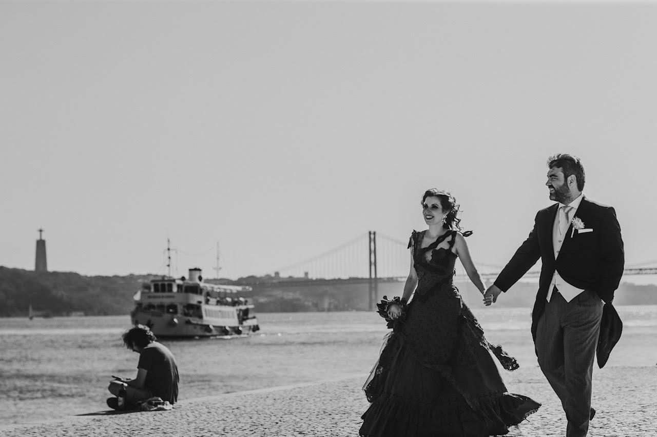 Foto by Pedro Bento Photography rio tejo 1 - Entrevista com o Wedding Tailor & Planner Rui Mota Pinto