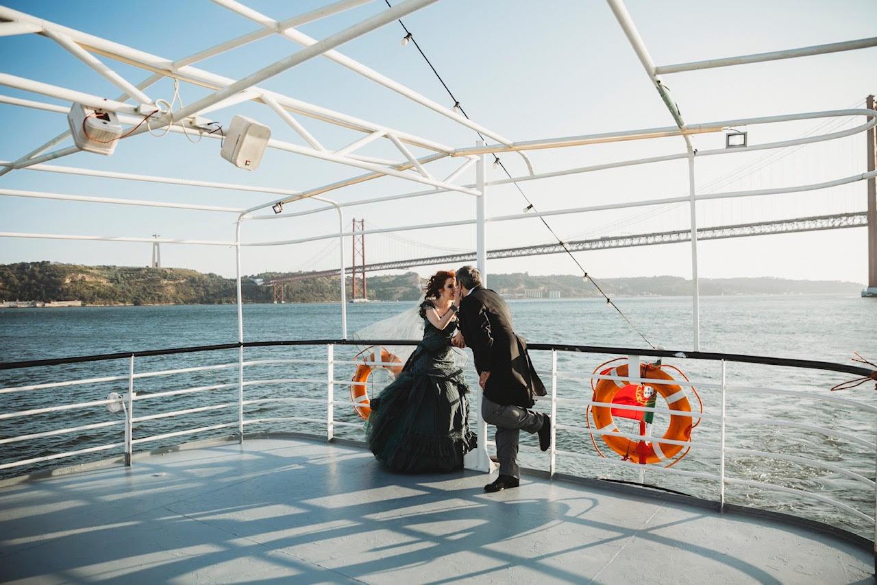 Foto by Pedro Bento Photography rio tejo1 - Entrevista com o Wedding Tailor & Planner Rui Mota Pinto