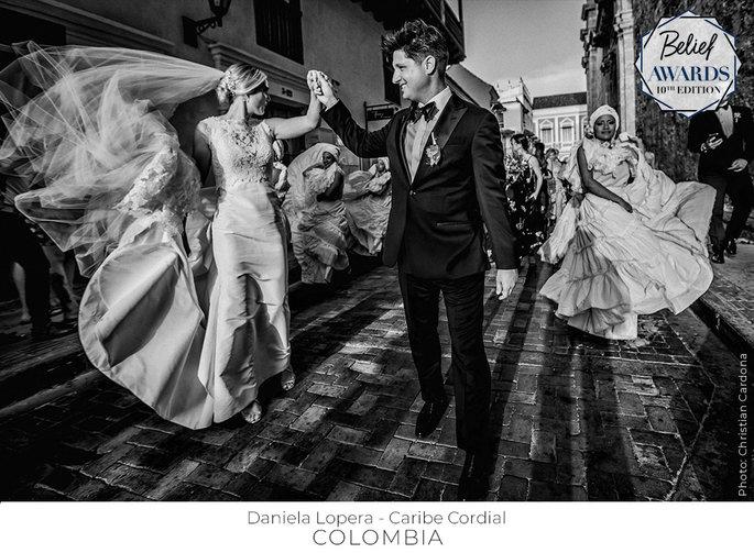 Wedding Planner Daniela Lopera Foto Christian Cardona - 10ª edição dos Belief Awards: Portugal volta a vencer prémio internacional