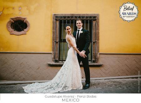 Wedding Planner: Guadalupe Alvarez | Foto: Blest Studios