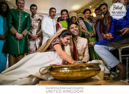 Wedding Planner: Karishma Manwani | Foto: Sanjay D. Gohil Photography