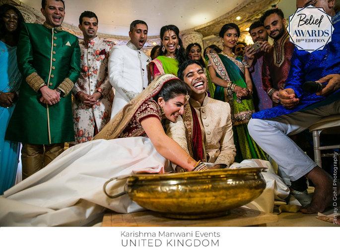 Wedding Planner Karishma Manwani Foto Sanjay D. Gohil Photography - 10ª edição dos Belief Awards: Portugal volta a vencer prémio internacional