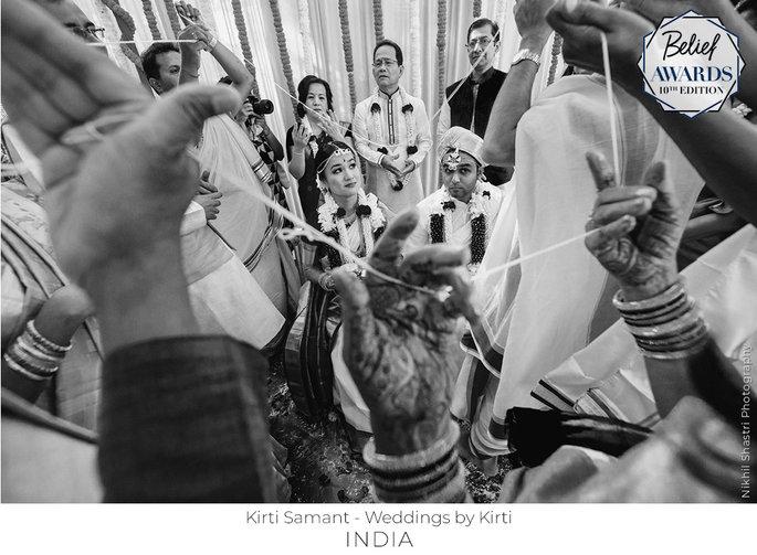 Wedding Planner Kirti Samant Foto Nikhil Shastri Photography - 10ª edição dos Belief Awards: Portugal volta a vencer prémio internacional
