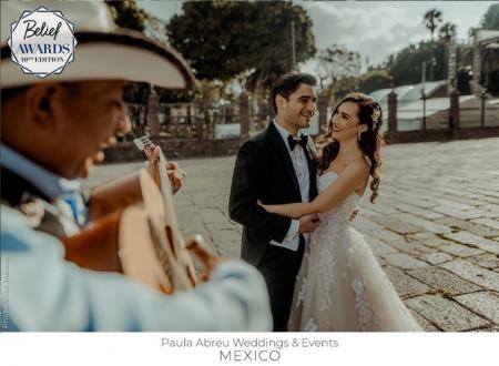 Wedding Planner: Paula Abreu | Foto: Uriel Mateos
