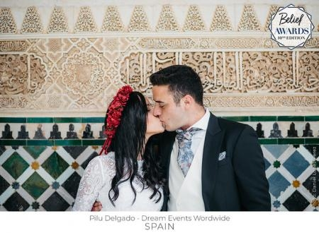 Wedding Planner: Pilu Delgado | Foto: Daniel Lope Perez