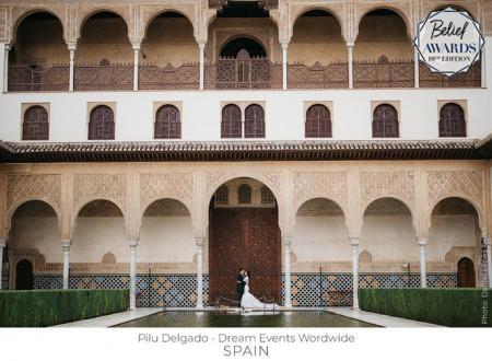 Wedding Planner: Pilu Delgado | Foto: Daniel Lopez Pérez Photography