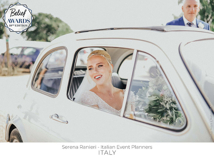Wedding Planner Serena Ranieri Foto Ivan L'Astorina - 10ª edição dos Belief Awards: Portugal volta a vencer prémio internacional
