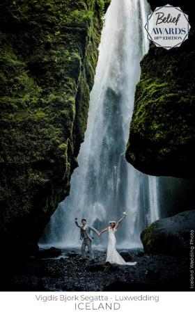 Wedding Planner: Vigdís Bjork Segatta | Foto: Iceland Wedding Photo