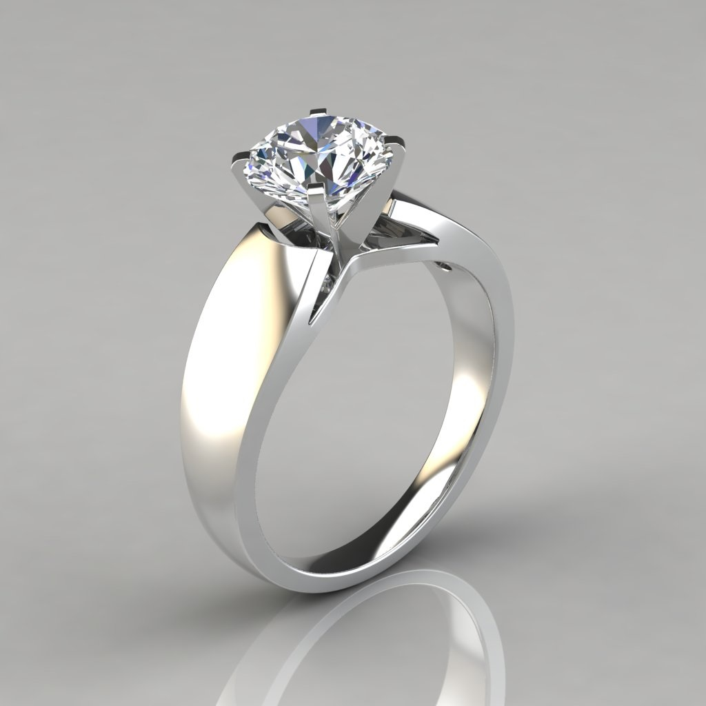 NOIVA CLÁSSICA Pure Gems Jewels - Dicas para escolher o anel de noivado de acordo com a personalidade da noiva