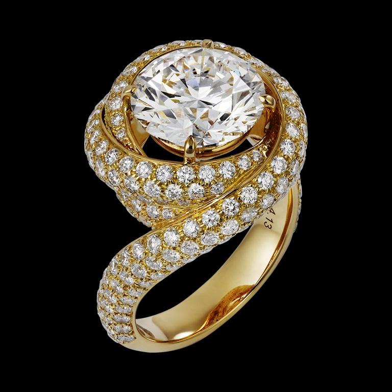 NOIVA EXUBERANTE Cartier Trinity Ruben Solitaire Ring - Dicas para escolher o anel de noivado de acordo com a personalidade da noiva