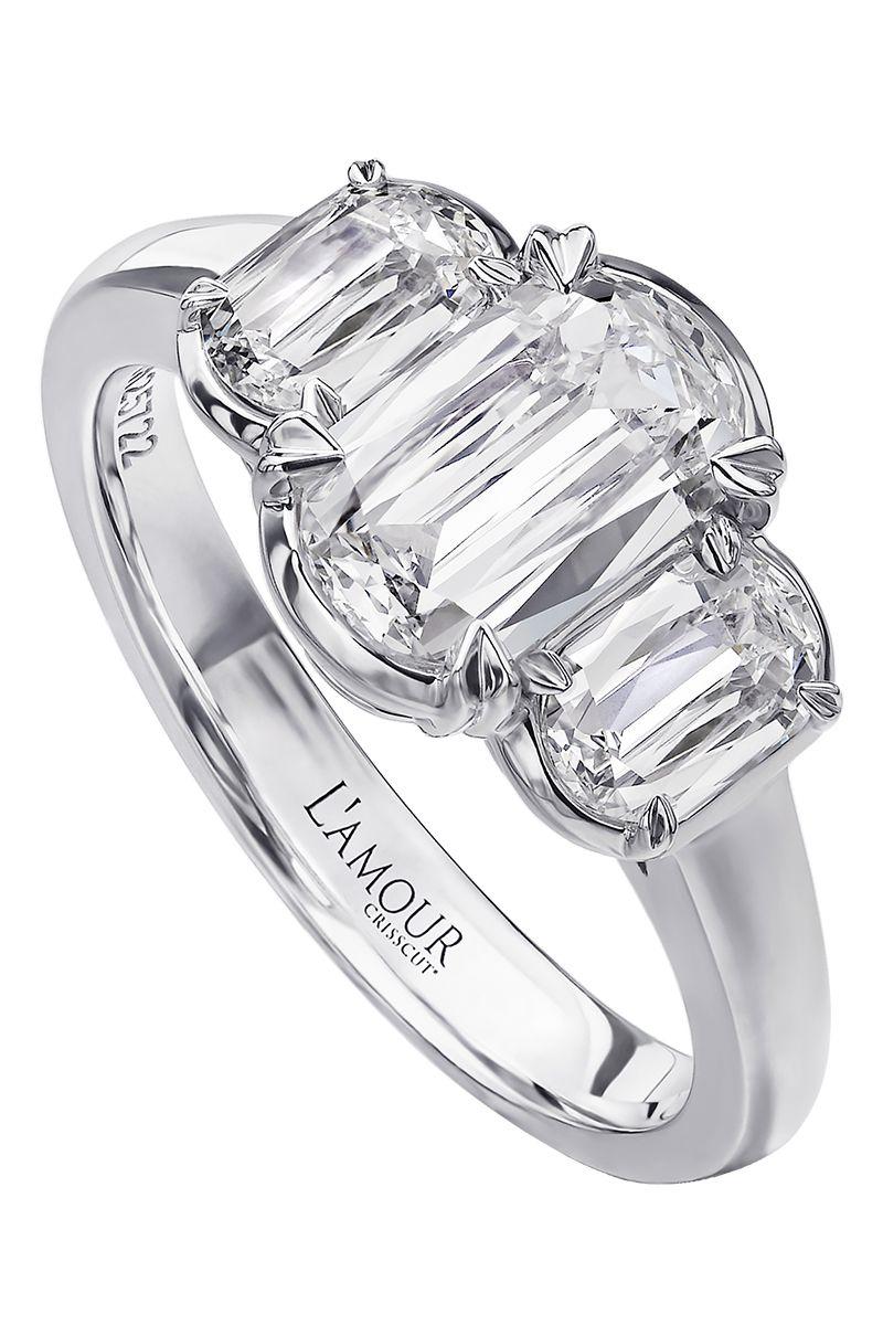 NOIVA EXUBERANTE Christopher Designs L Amour Crisscu - Dicas para escolher o anel de noivado de acordo com a personalidade da noiva