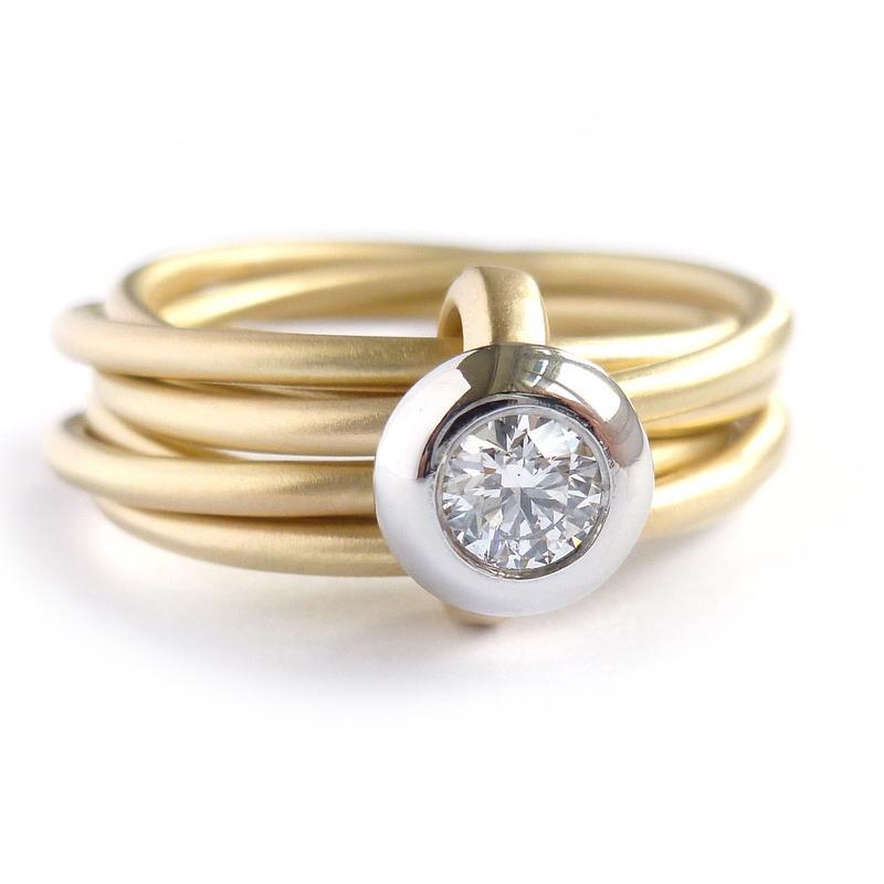 NOIVA IRREVERENTE sue lane jewellery 1 - Dicas para escolher o anel de noivado de acordo com a personalidade da noiva