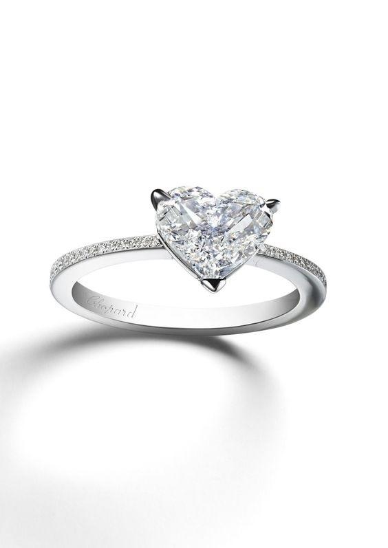 NOIVA ROMÂNTICA Chopard - Dicas para escolher o anel de noivado de acordo com a personalidade da noiva