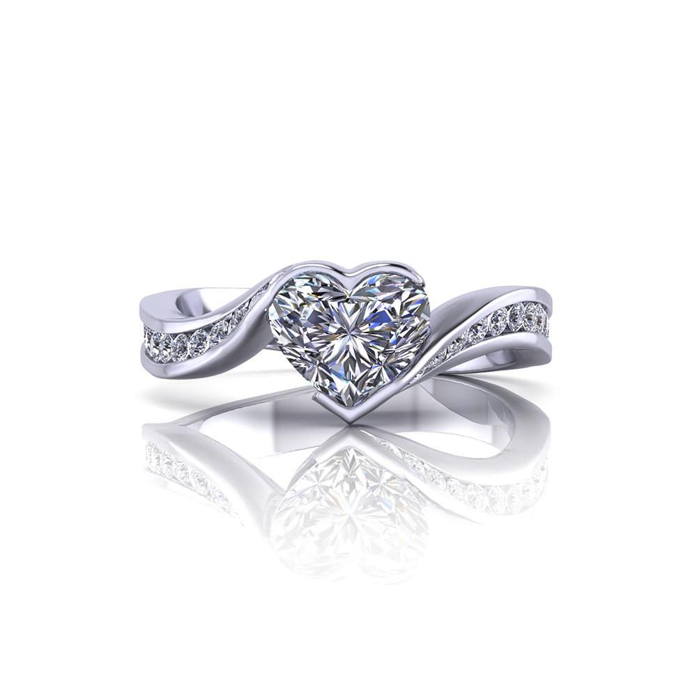 NOIVA ROMÂNTICA Jewelry Designs - Dicas para escolher o anel de noivado de acordo com a personalidade da noiva