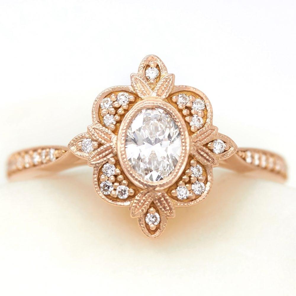 NOIVA VINTAGE Taylor Hart - Dicas para escolher o anel de noivado de acordo com a personalidade da noiva