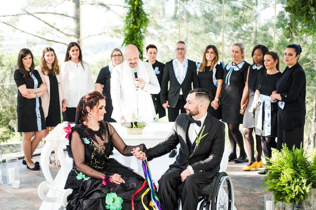 0026 two plus us portugal 1024x683 - Press Release: Two + Us - Projecto Internacional de solidariedade realiza casamento em Portugal