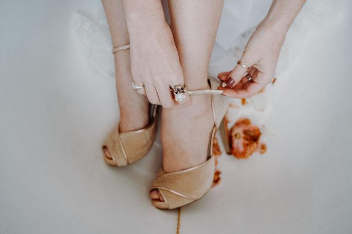 2 1 - Sapatos de noiva por medida