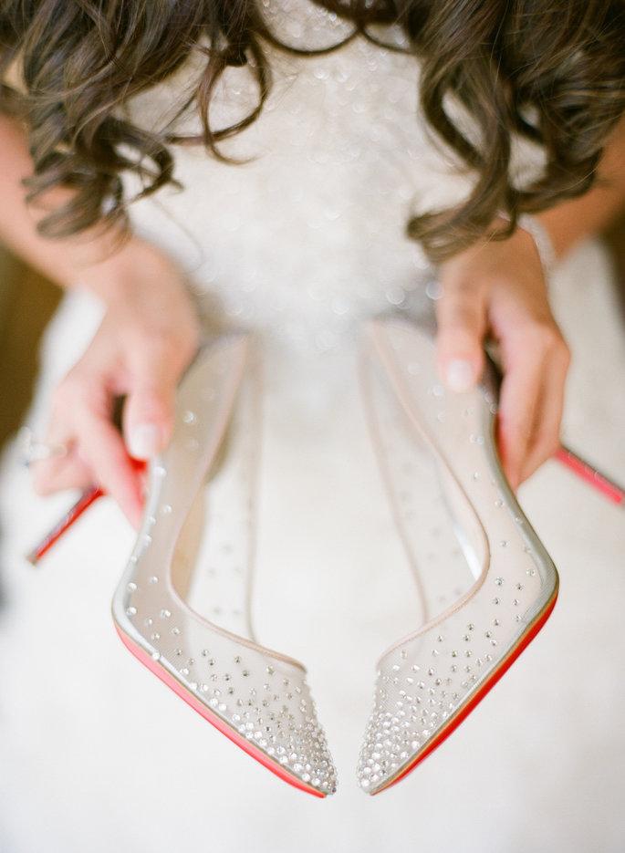 4 - Sapatos de noiva por medida