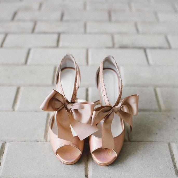 6 - Sapatos de noiva por medida