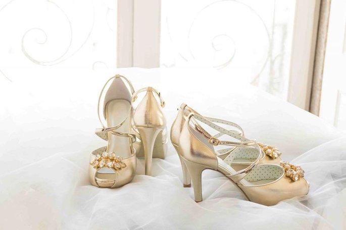 7 - Sapatos de noiva por medida