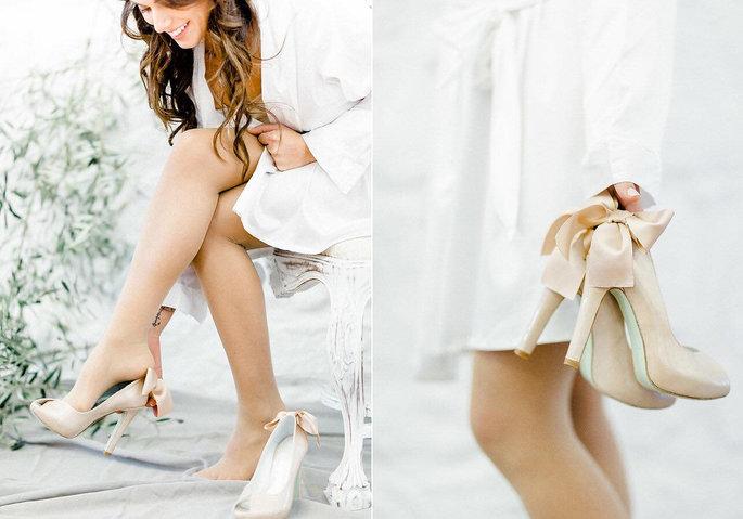 8 - Sapatos de noiva por medida