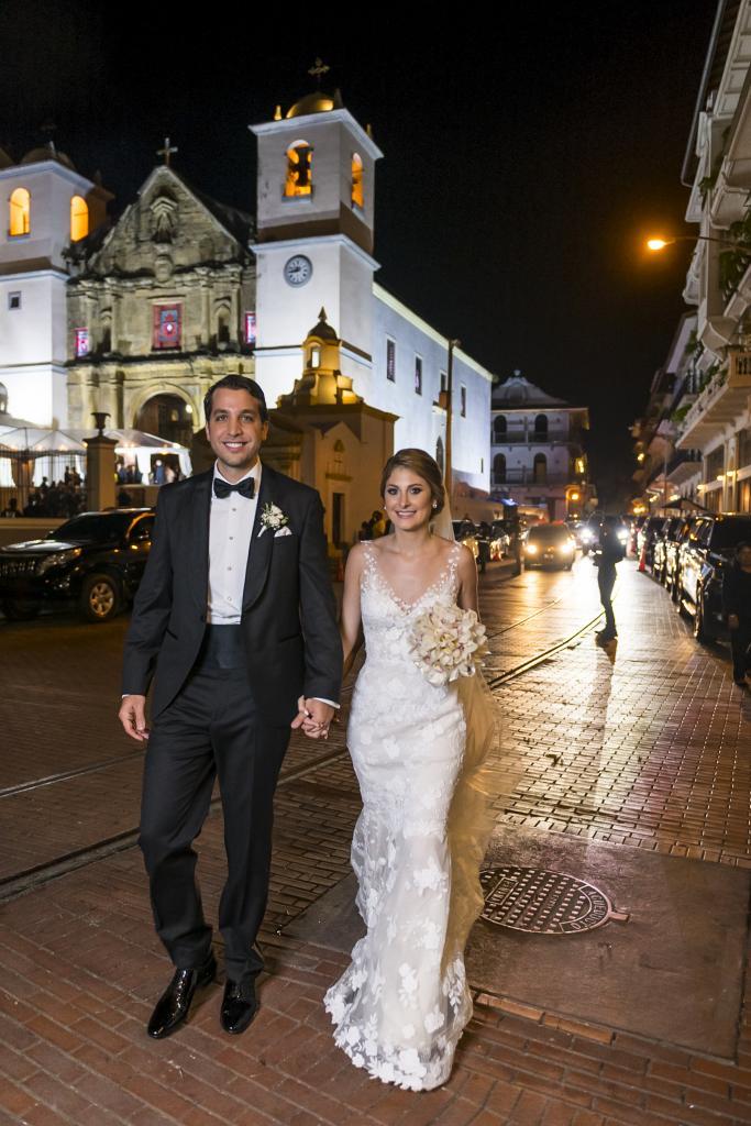 Sofia e pedro panamá23 683x1024 - Casamento de Sonho Sofia ♥ Pedro