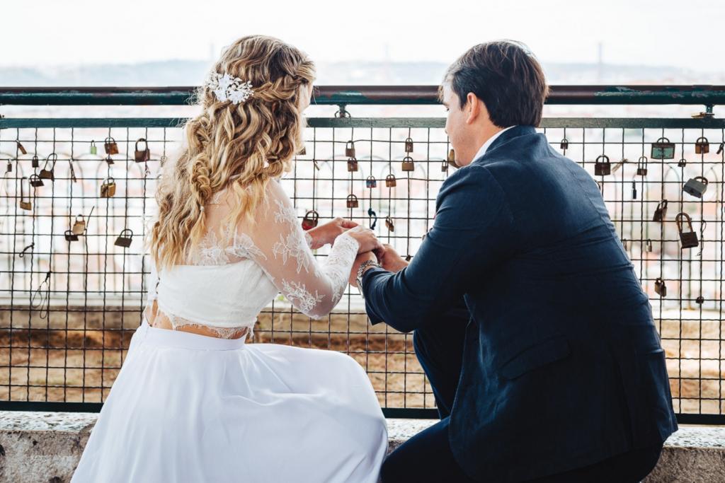 29 1024x683 - Elopement Wedding Aline ♥ Adler