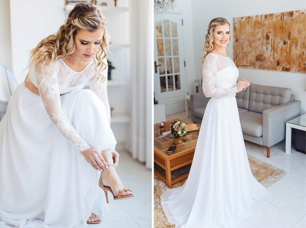 8 1 1024x762 - Elopement Wedding Aline ♥ Adler
