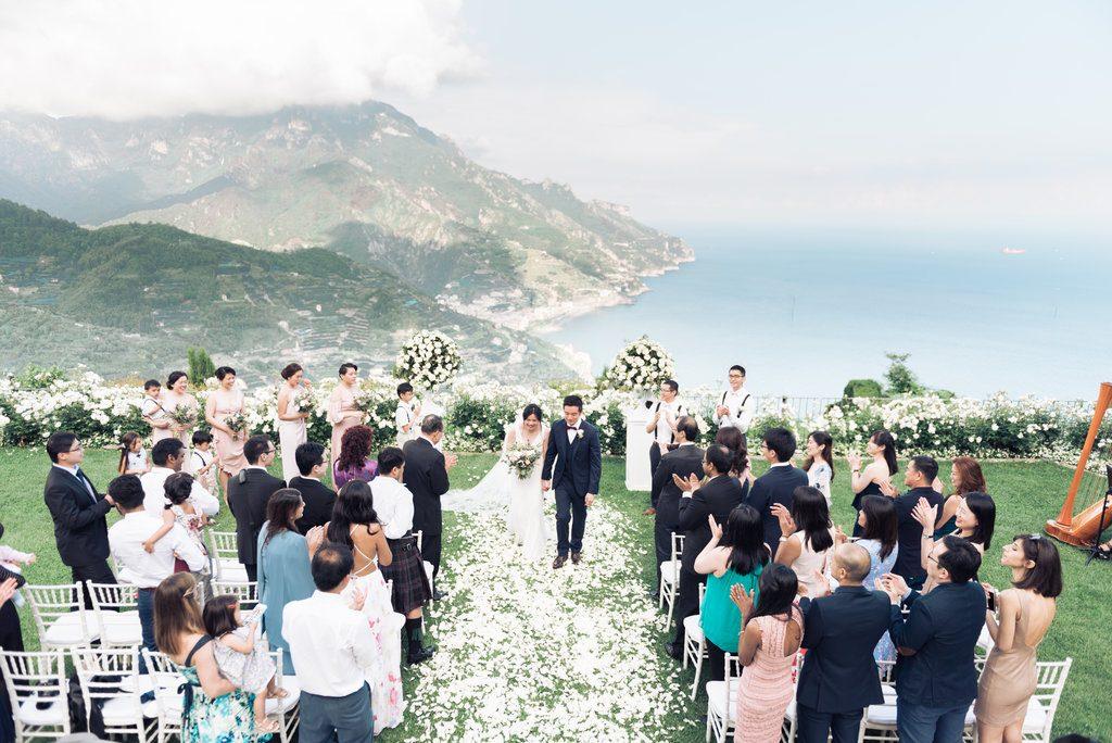 AMALFI Créditos Amalfi Coast Wedding Planner 1024x684 - 12 locais de sonho para Destination Wedding
